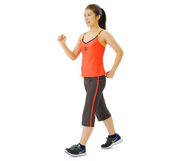 画像: 渡邊先生が実践する血糖値の上昇を抑える運動