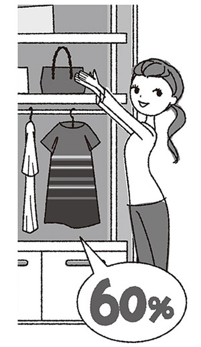 画像: 収納スペースにギッシリ詰め込まず適度に間隔を開けるのが「いい収納」