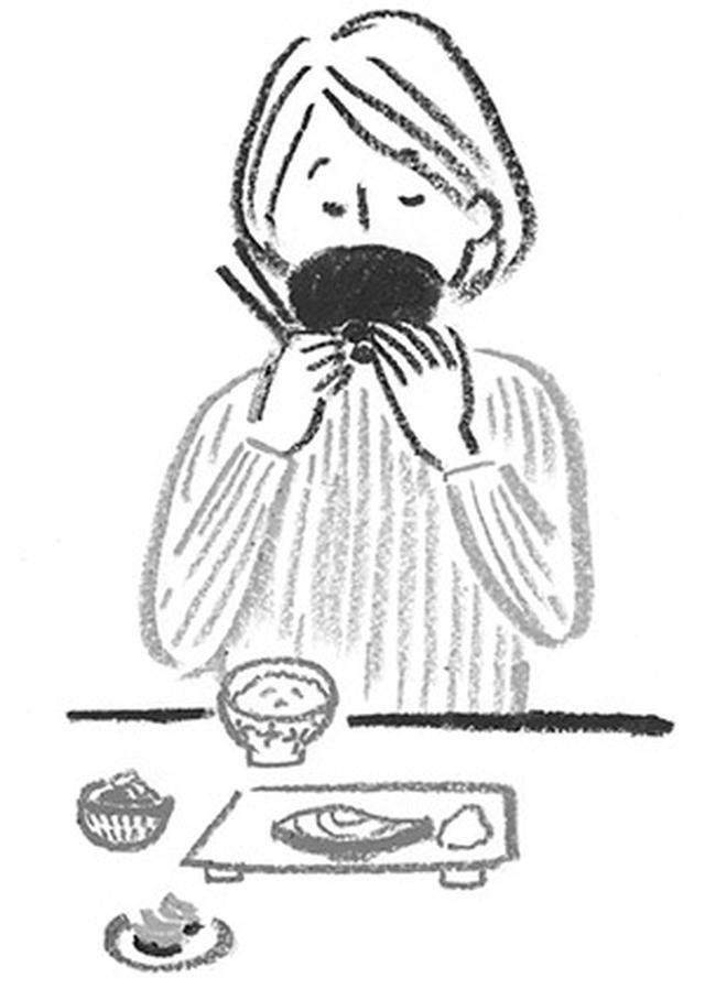 画像: みそ汁は食事の最初に飲むとよい