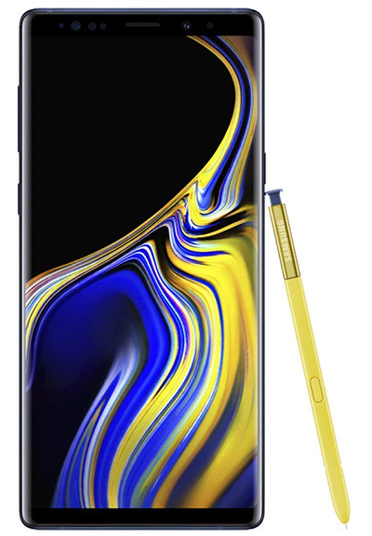 画像: 韓国Samsung サムスン Galaxy Note9 www.galaxymobile.jp