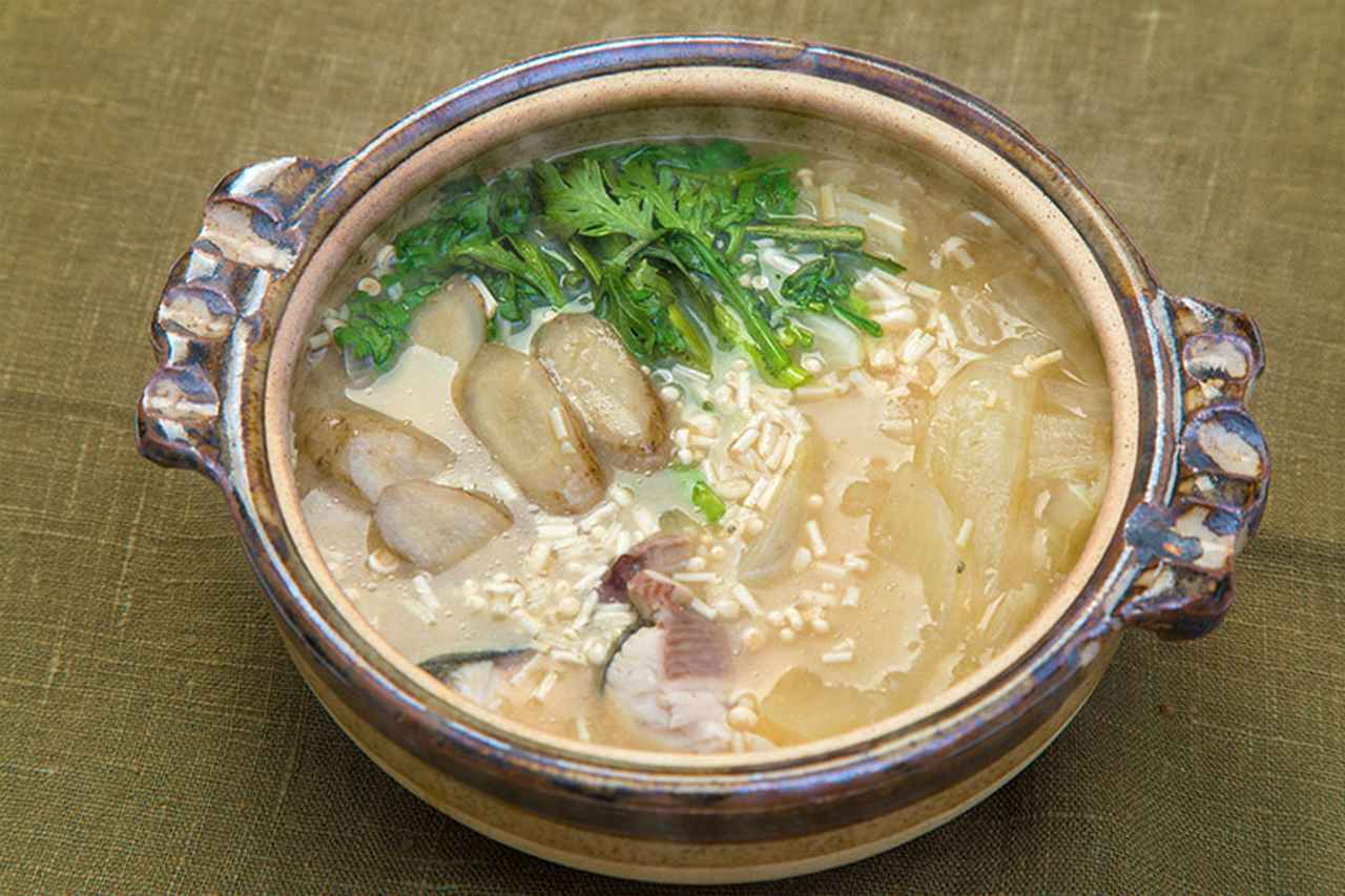 画像: 食物繊維たっぷり!「ゴボウ鍋」の作り方