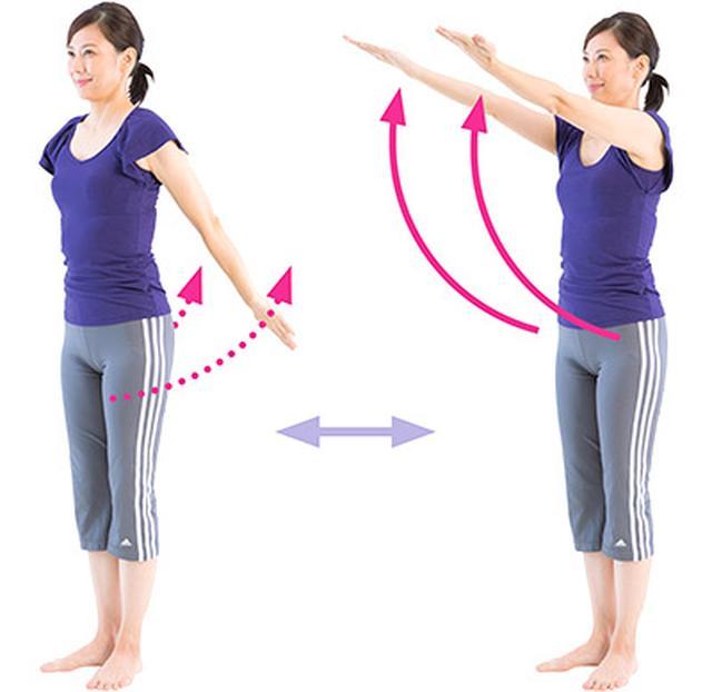 画像3: 【インナーマッスルの鍛え方】筋トレより簡単に体を引き締められる「腕ブラブラ体操」とは?