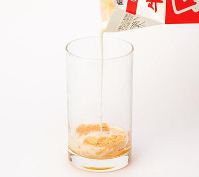 画像2: 【きな粉ドリンクの作り方】老化を防ぐ効果「きな粉ドリンク」レシピ10選