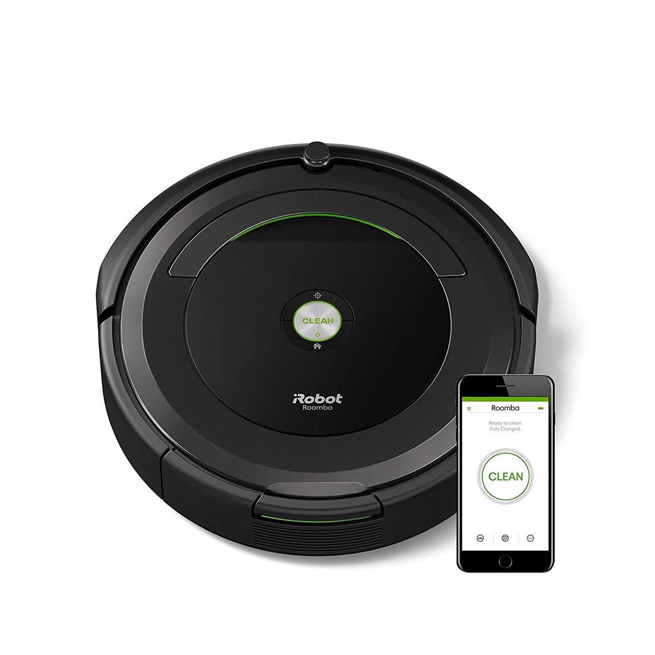 画像: 「ルンバ691」は、ルンバの基本機能を備えたベーシックな600シリーズのAmazon.co.jp限定モデル。Wi-Fiやスマートスピーカーに対応し、Amazon Echoと組み合わせて声でコントロールすることもできる。