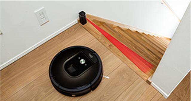 画像2: ルンバと段差・階段 ロボット掃除機が使いづらい家は?