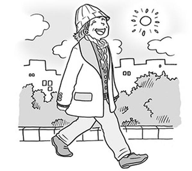 画像: 朝食に飲んでから散歩して日に当たるとよい