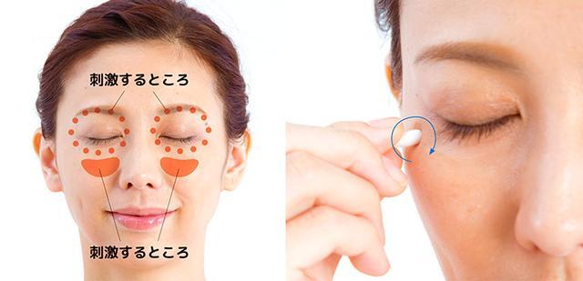 画像: 症状別 「眼瞼下垂、視力低下」を改善する綿棒ぐるぐる刺激