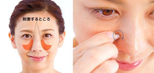 画像: 症状別 「いびき」を改善する綿棒ぐるぐる刺激
