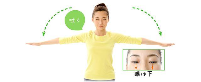 画像7: 【眼精疲労の治し方】目の運動不足を解消する「眼ヨガ」のやり方