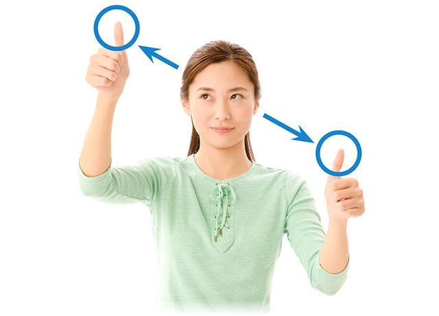 画像4: 【集中力を高める】プロアスリートも実践する「眼球運動」のやり方