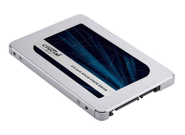 画像: パソコンに搭載されているHDDと同等以上の容量を有するSSDを用意。データコピー用のアプリが付属しているものがお得だ。(写真はクルーシャル・MX500・500GB SATA 2.5インチ/実売価格例:1万980円)