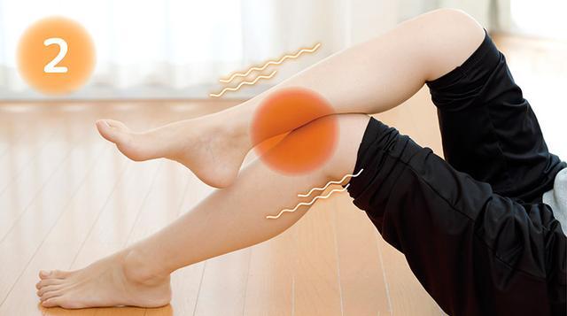 画像3: 【ふくらはぎマッサージのやり方】ポイントは「痛いところ」と「いい加減」