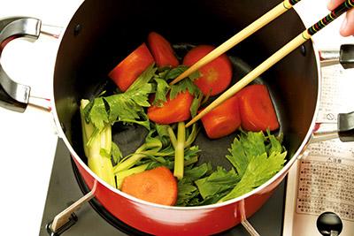 画像2: 米村式「骨だしスープ」の作り方