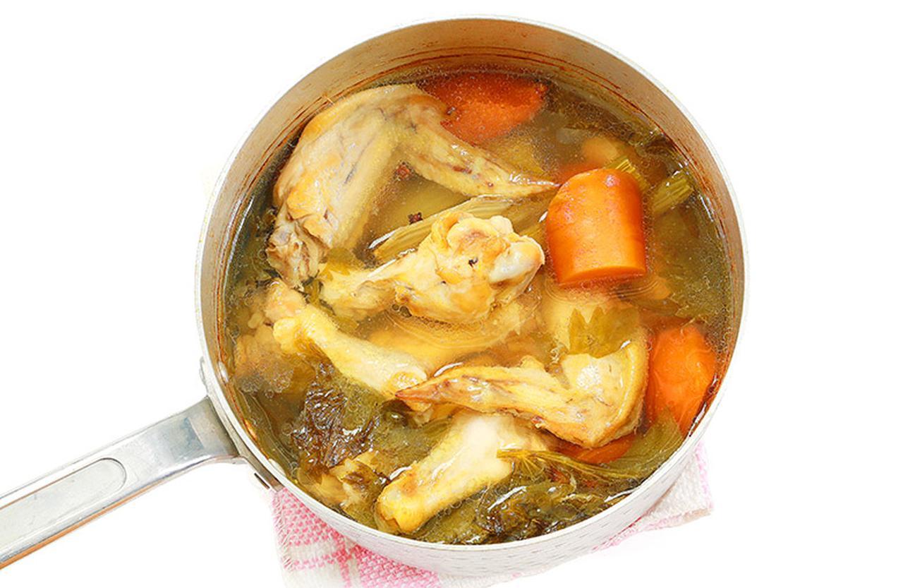 画像1: 桑島式「骨だしスープ」の作り方