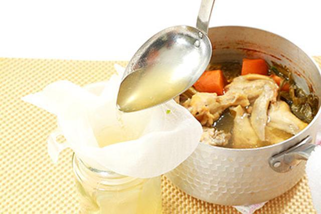 画像3: リーキーガット症候群(腸もれ)を改善する栄養素は?桑島式「骨だしスープ」の作り方