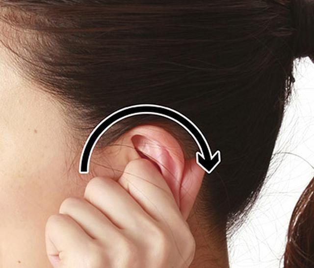 画像4: 顔のむくみをとるマッサージは「耳の穴」まですると即効性!耳の穴もみのやり方