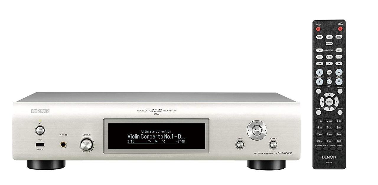 画像: 上位機譲りの高音質を誇るネットワークオーディオプレーヤー。インターネットラジオや、スマホなどに保存された音源のワイヤレス再生に対応。