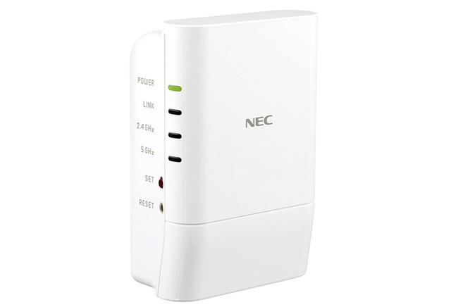 画像: 例えば、防水スマホを使い、浴室でSNSのチェックをするという程度の使い方なら、中継機で十分。このW1200EXのような、2×2の11acで867Mbpsに対応した製品がいい。