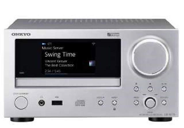 画像: e-onkyoダウンローダーに対応したオンキヨーのコンパクトなネットワークCDレシーバー「CR-N775」なら、つないだ外付けHDDへ直接ハイレゾ音源をダウンロード・保存できる www.amazon.co.jp