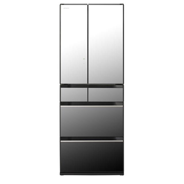 画像: 2019年3月中旬発売予定の日立の新型冷蔵庫、R-KX57K。市場想定価格は約43万円。 kadenfan.hitachi.co.jp