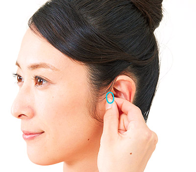 画像5: 【耳鳴りの止め方】耳たぶあんま(押し揉みマッサージ)で自律神経を整えるセルフケア