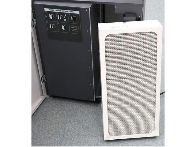 画像: 0.1マイクロメートルの微粒子にも対応する除去性能とハイスピード清浄を両立させた、独自の「3ステップHEPASilentフィルター」。消臭に対応した活性炭入りフィルターは、別売で1万5000円程度。【ダストフィルター】交換期間:約6ヵ月/実売価格例:8030円