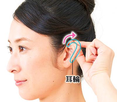 画像3: 【耳鳴りの止め方】耳たぶあんま(押し揉みマッサージ)で自律神経を整えるセルフケア