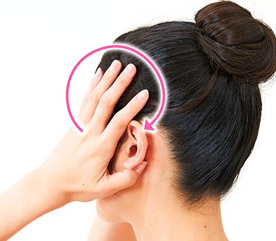 画像9: 【耳鳴りの止め方】耳たぶあんま(押し揉みマッサージ)で自律神経を整えるセルフケア