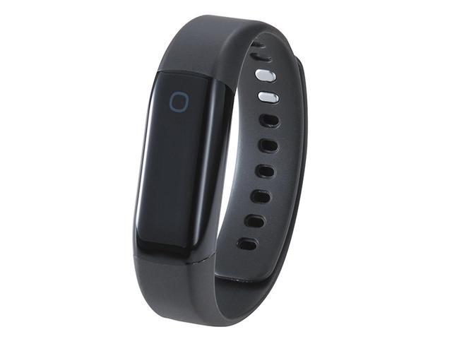 画像: 別売のアクティブメジャーを装着することで、脈拍、歩数、歩行距離、消費カロリー、睡眠時間などを測定。測定データをルピナスの付属タブレットやクラウドで管理することができる。