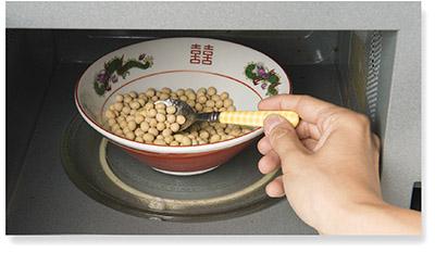 画像3: 【食物繊維が豊富】サキベジ効果で食べ過ぎ予防!電子レンジで作る「蒸し大豆」のレシピ
