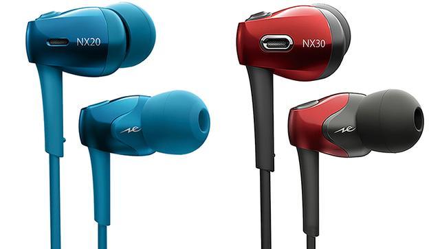 画像: HP-NX20BT(左)、HP-NX30BT(右) ●発売日:12月14日 ●実売価格:NX20BT=1万800円程度、NX30BT=1万3000円程度