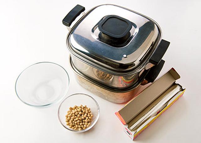 画像1: 肌や血管が若返る「蒸し大豆」の作り方とアレンジレシピ6選