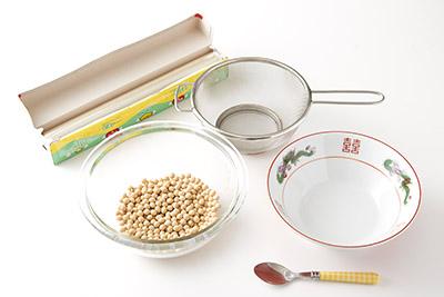 画像1: 【食物繊維が豊富】サキベジ効果で食べ過ぎ予防!電子レンジで作る「蒸し大豆」のレシピ