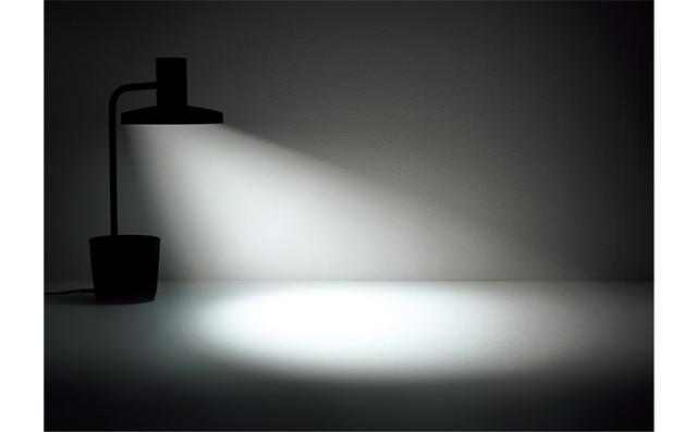 画像: 30センチ先を照らせる仕組み。