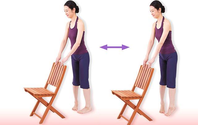 画像3: すぐに体が柔軟になる「原田式カーフレイズ」のやり方