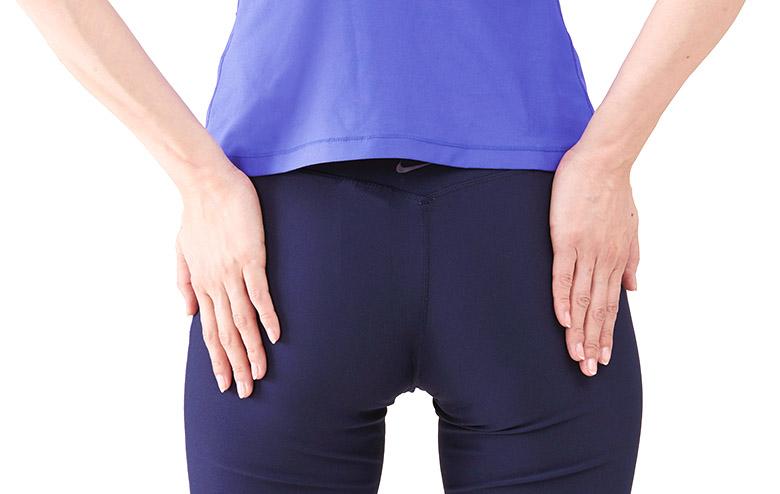 画像1: 切迫性尿失禁にも有効「お尻寄せ」と「足指曲げ」のやり方