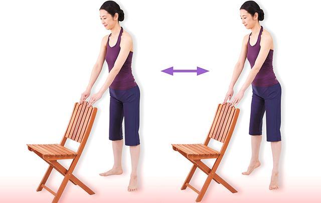 画像1: すぐに体が柔軟になる「原田式カーフレイズ」のやり方