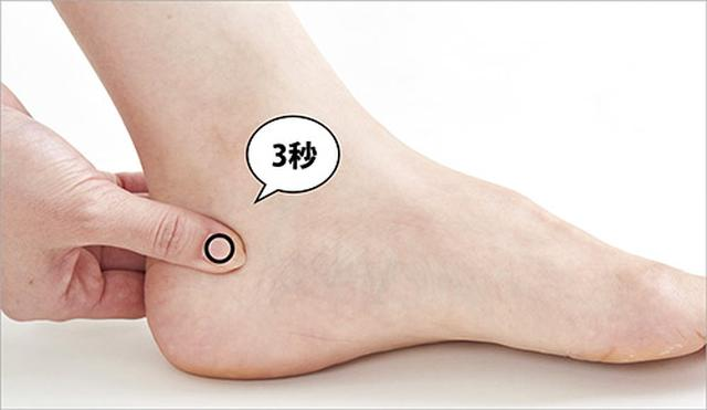 画像6: 頻尿・尿もれに効く「足の裏もみ」のやり方