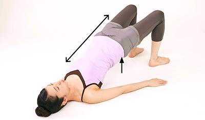 画像2: 女性の尿漏れ・頻尿を改善する「膀胱若返りヨガ」のやり方
