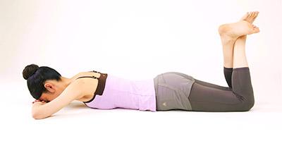 画像9: 女性の尿漏れ・頻尿を改善する「膀胱若返りヨガ」のやり方