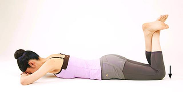 画像12: 女性の尿漏れ・頻尿を改善する「膀胱若返りヨガ」のやり方