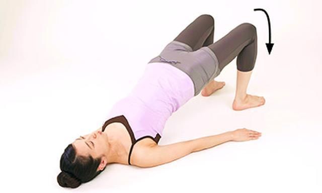 画像6: 女性の尿漏れ・頻尿を改善する「膀胱若返りヨガ」のやり方