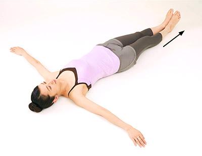 画像17: 女性の尿漏れ・頻尿を改善する「膀胱若返りヨガ」のやり方