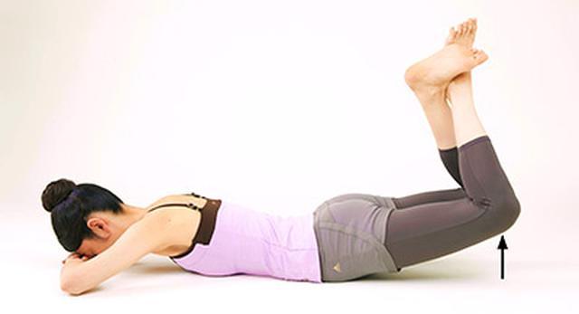 画像10: 女性の尿漏れ・頻尿を改善する「膀胱若返りヨガ」のやり方