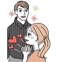 画像: 「その人が恋愛対象になるかどうか」は、2秒見ただけで決まる!