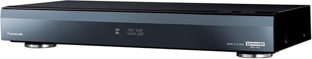 画像: パナソニック 2TB 3チューナー ブルーレイレコーダー 4Kチューナー内蔵 おうちクラウドDIGA DMR-SCZ2060