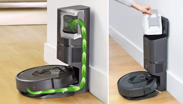 画像1: 「掃除という家事があることを忘れてもらう」ためのロボット掃除機
