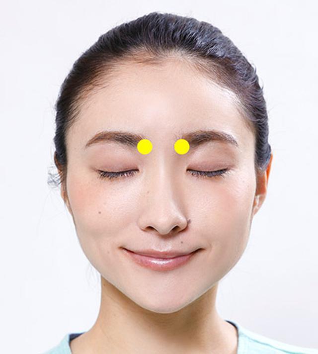 画像1: 老けて見える原因は血流?美肌を作る5つの「美顔ツボ」
