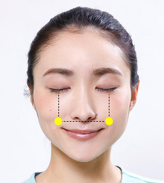 画像3: 老けて見える原因は血流?美肌を作る5つの「美顔ツボ」