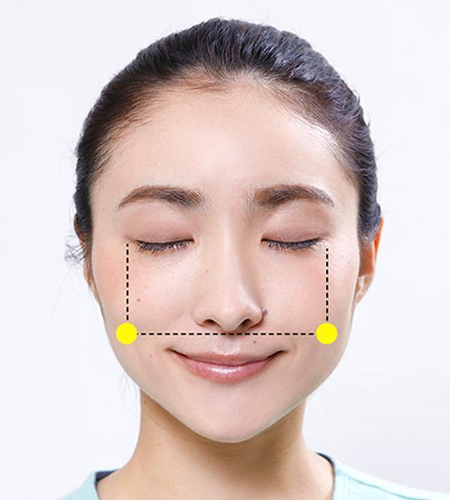 画像5: 老けて見える原因は血流?美肌を作る5つの「美顔ツボ」